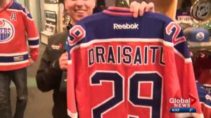 Everyone wants to dress like Draisaitl
